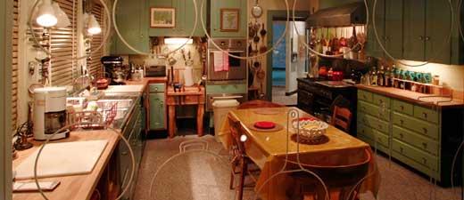 Bon Apptit Julia Childs Kitchen at the Smithsonian