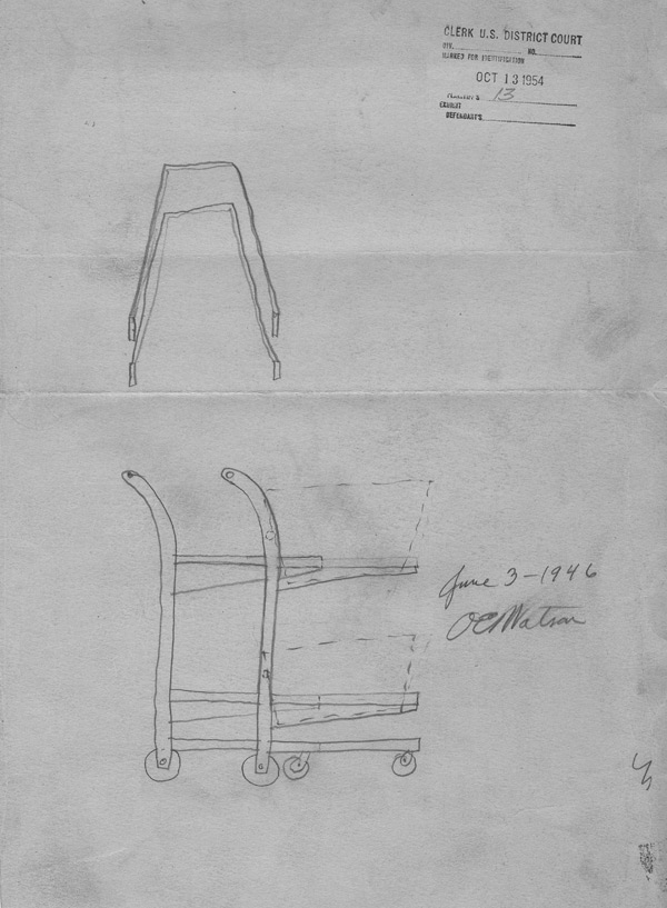 History Explorer: Invention of the Shopping Cart