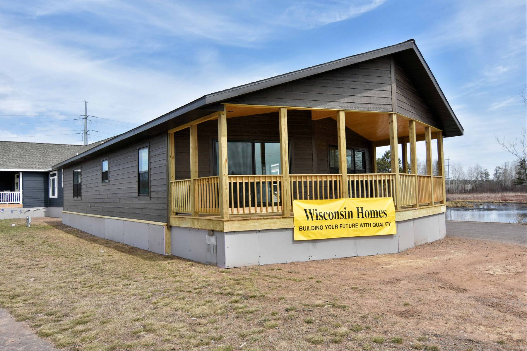 Modular Homes For Sale By American Home Sales In Hayward Wi