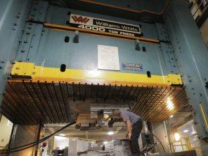 Williams White 4000 Ton
