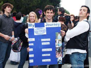 American Idol 2011 Los Angeles auditions