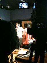 James Durbin recording