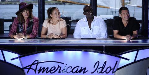 American Idol 2012 season 10 judges