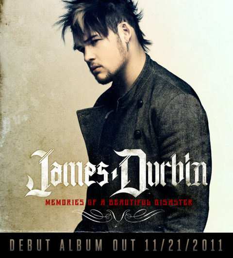James Durbin Beautiful Disaster