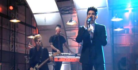 Adam Lambert - Jay Leno Tonight Show