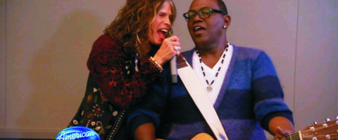 American Idol - Steven Tyler and Randy Jackson