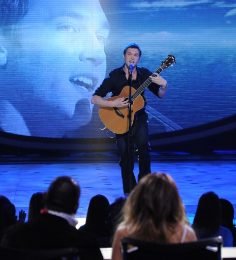 American Idol 11 Phillip Phillips