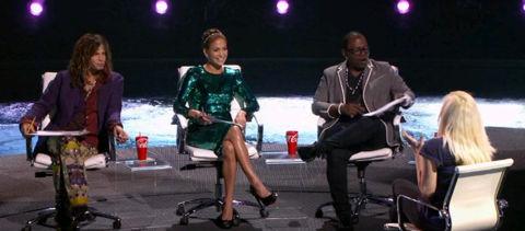 American Idol 2012 Green Mile