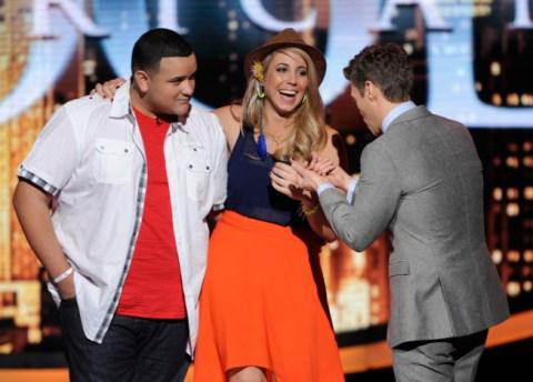 American Idol 2012 Jeremy Rosado Elise Testone