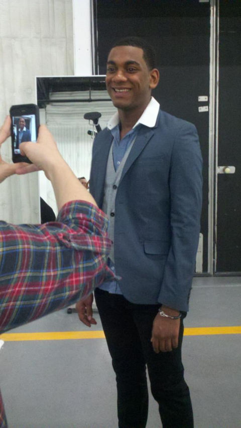American Idol 2012 Joshua Ledet