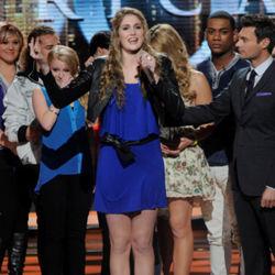 Shannon Magrane - American Idol 2012