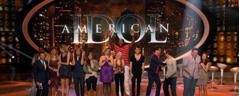 American Idol 2012 Top 13