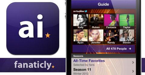 Fanaticly - American Idol app