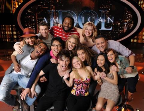 American Idol 11 Top 13