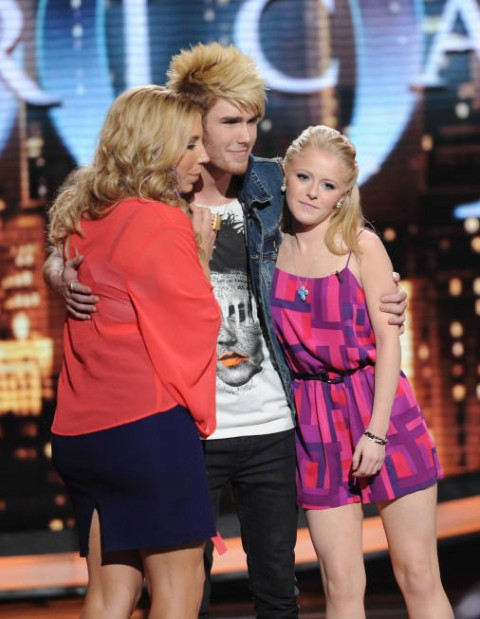American Idol 2012 Colton eliminated