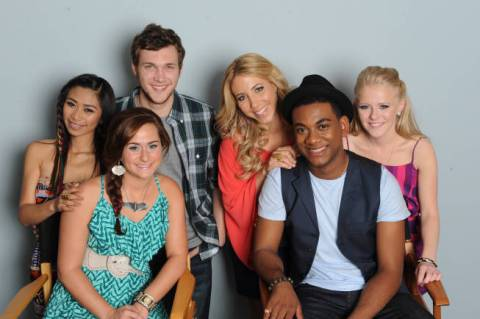 American Idol 2012 Top 6