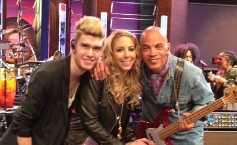 American Idol 2012 Colton Dixon and Elise Testone