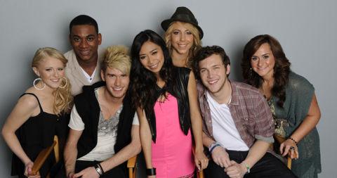 American Idol 2012 Top 7 round 2