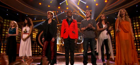 American Idol 2012 Top 7 Round 2 Live