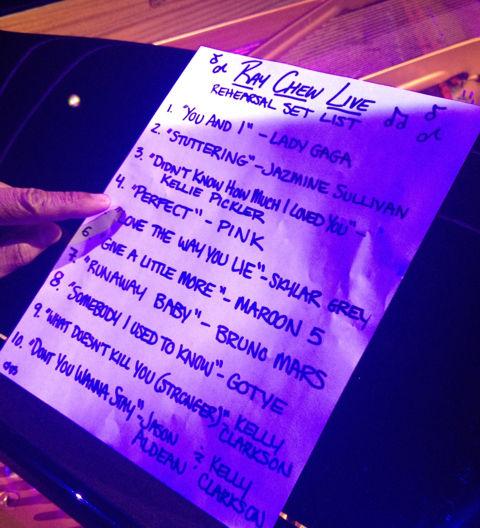 American Idol 2012 Top 7 song list