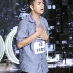 Bryant Tadeo on American Idol