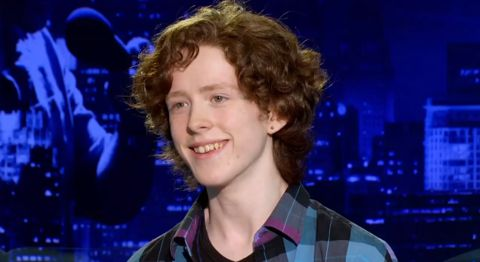 Charlie Askew auditions on American Idol