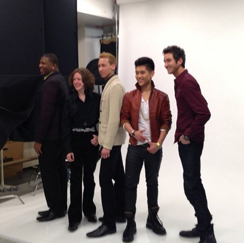 American Idol 2013 Top 20 guys