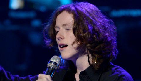 Charlie Askew performs in Las Vegas