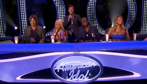 American Idol judges in Las Vegas