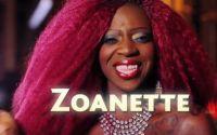 Zoanette Johnson on American Idol 2013
