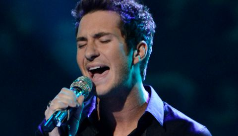 Paul Jolley on American Idol