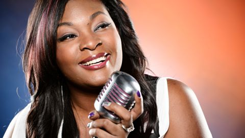 Candice Glover on American Idol 2013
