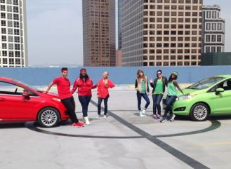 Ford Fiesta Mission with American Idol