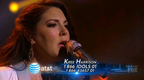 Kree Harrison American Idol 2013