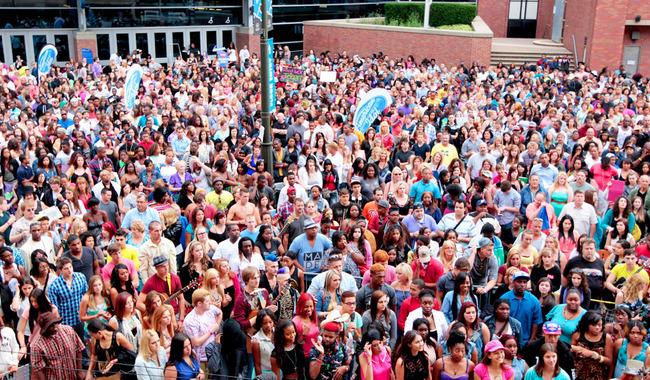 American Idol 2014 Auditions Detroit (10)