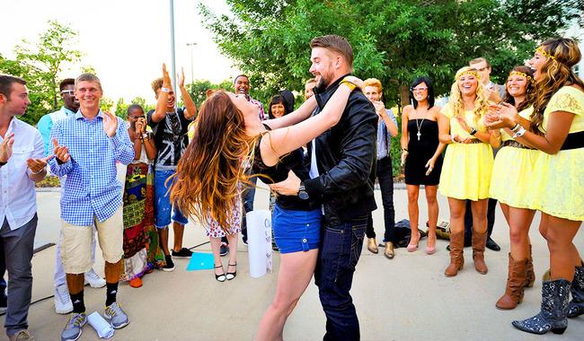American Idol 2014 Auditions Omaha Nebraska (16)