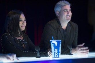 Ashanti and Taylor Hicks on Law and Order SVU