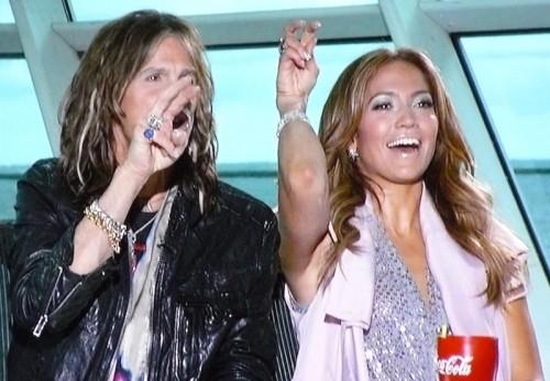Jennifer Lopez American Idol 2