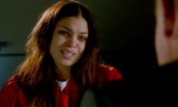Jordin Sparks on CSI 6