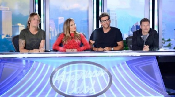 American Idol 2014 Jennifer Lopez - Source: FOX/YouTube