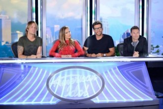 American Idol 2014 Jennifer Lopez - Source: FOX/YouTube