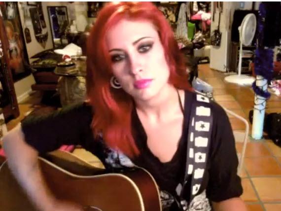 American Idol Jess Meuse