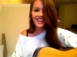 Kristen O'Connor American Idol 2014 - Source: YouTube