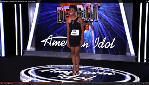 Marrialle Sellars American Idol 2014