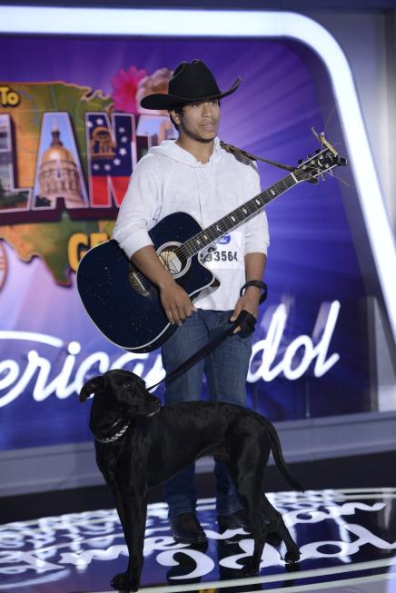 Chris Medina auditions
