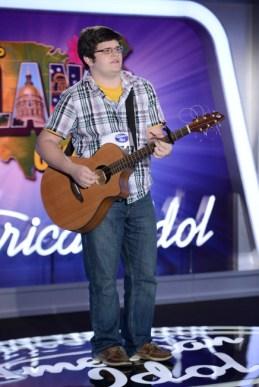 Jesse Cline auditions