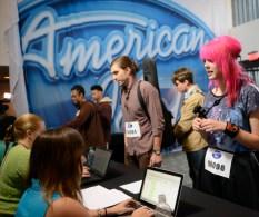 Atlanta audition contestants
