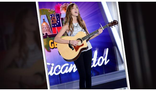 Ali Henderson American Idol 2014 Audition Atlanta
