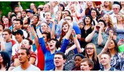 Hopefuls audition for American Idol (FOX)