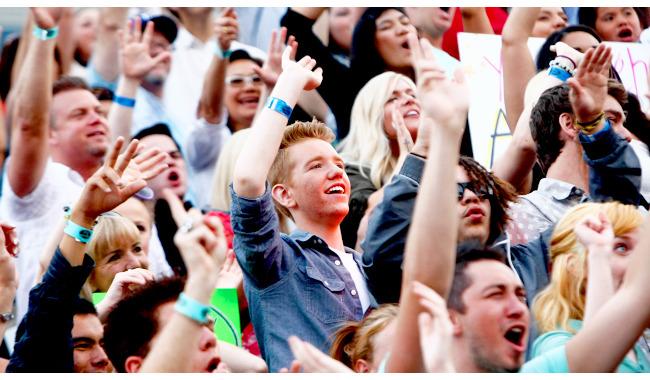 American Idol 2014 Auditions Salt Lake City 30